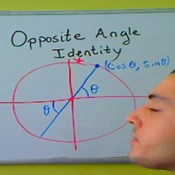Opposite Angle Identities
