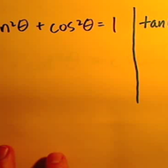 Pythagorean Theorem of Cotangent and Cosecant