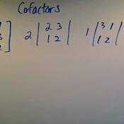 Cofactors