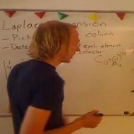 Laplace Expansion