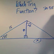 Determining Which Function to Use