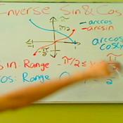 Inverse Sine and Cosine
