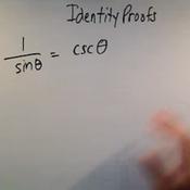 Trigonometric Identity Proofs