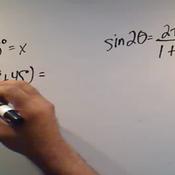 Trigonemetric Techniques