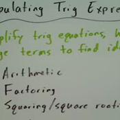 Algebraic Techniques