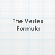 The Vertex Formula