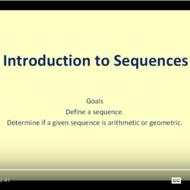 Mathispower4u - Sequences