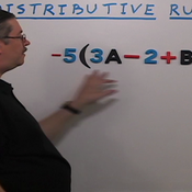 The Distributive Rule