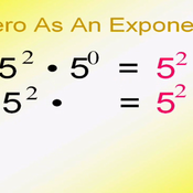 Zero Exponents Property for Exponents Tutorials, Quizzes, and Help ...