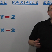 Multiple Variable Equations