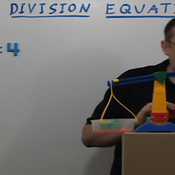 Solving Division Equations