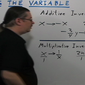 Moving the Variable