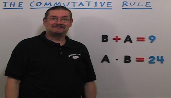 The Commutative Rule