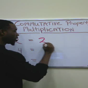Commutative Property of Multiplication