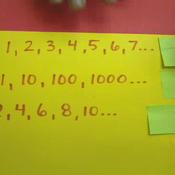 Simple Number Series