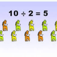 Divide whole Numbers by One Digit, 5-1, 5th