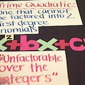 Prime Quadratics