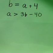 Simultaneous Equations and Inequalities