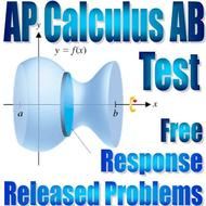 AP Calculus AB 2015 Test Released Problems