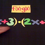 Multiplying Two Functions