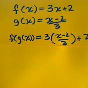 Determining if Two Functions are Inverses