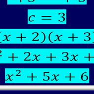 Expanding a Polynomial