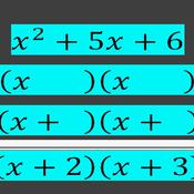 Basic Quadratic Factoring