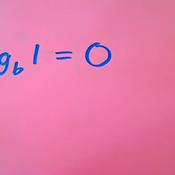 Zero Property of Logarithms