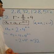 Finding a Geometric Formula
