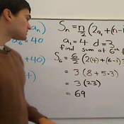 Finding the Sum Arithmetic