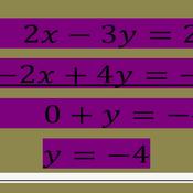 Basic Addition Method of Solving