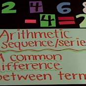 Arithmetic Series and Sequences