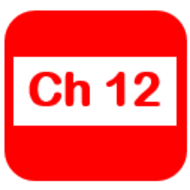 Chapter 12 Concept 1