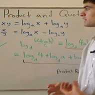 Applying the Product Rule and the Quotient Rule