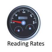 Reading Rates