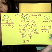 Substitution in Nonlinear Equations