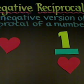 Negative Reciprocals