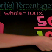Partial Percentages