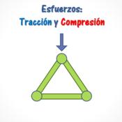 Tracción y Compresión en estructuras