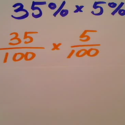 Multiplying Percentages