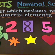 Nominal Sets