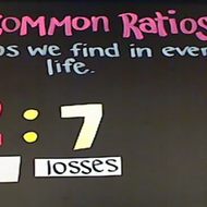 Common Ratios