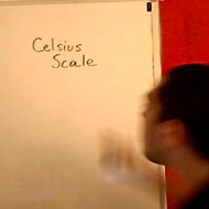 The Celsius Scale