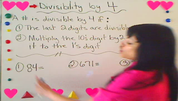 Determining Divisibility by 4