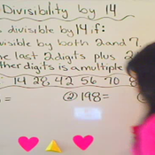 Determining Divisibility by 14