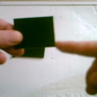 Building a Rectangle with Two Squares