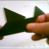 Building a Parallelogram with Two Triangles