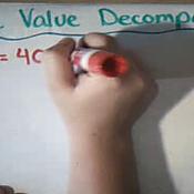 Place Value Decomposition