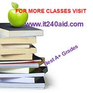 IT 240 AID peer educator/it240aid.com