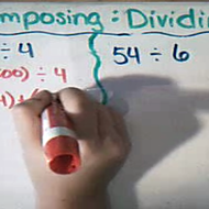 Dividing with Decomposition